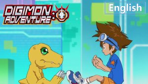 Tráiler oficial 2 de Digimon Adventure