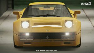 Trailer Project Cars 2