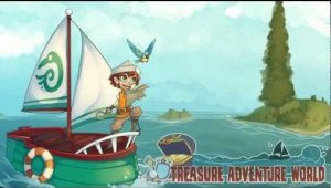 Treasure Adventure World - tráiler de debut