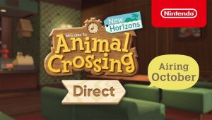 Tune In This October for an Animal Crossing: New Horizons Direct!