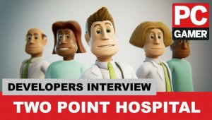 Two Point Hospital - Vídeo con gameplay