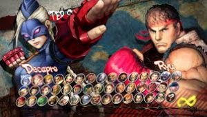 Ultra Street Fighter 4 se estrena en PlayStation 4