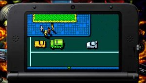Un breve fragmento de Retro City Rampage