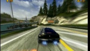 Un poquito de gameplay de Burnout 3: Takedown