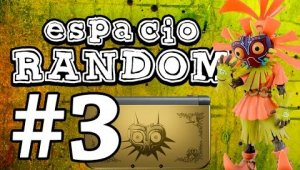 Unboxing New Nintendo 3DS XL Majora's Mask Edition | Espacio Random | #3