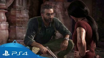 Uncharted: The Lost Legacy - Gameplay
