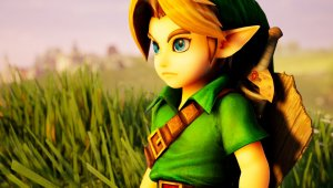 Unreal Engine 4 [4.24] Zelda Ocarina Of Time FanProject
