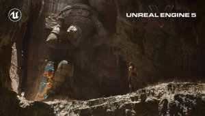 Unreal Engine V se muestra con una demo técnica en PlayStation 5