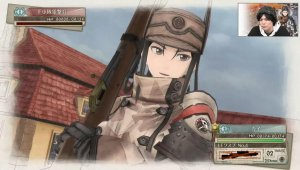 Valkyria Chronicles 4 - Gameplay 1