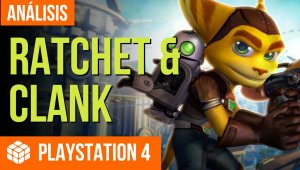 Vídeo análisis Ratchet & Clank para PS4