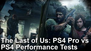 Vídeo comparativa The Last of Us Remastered PS4 y PS4 Pro