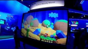 Vídeo de Yoshi's Woolly World desde el E3 2014
