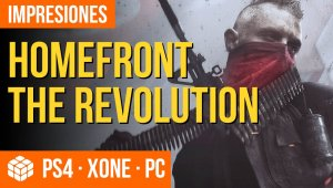 Vídeo impresiones Homefront: The Revolution