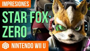 Vídeo impresiones Star Fox Zero. Platinum Games deja su sello más personal