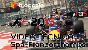 Vídeo técnico Spa Francorchamps - F1 2015