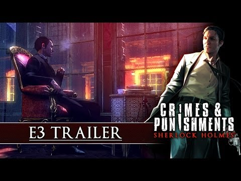 Análisis Sherlock Holmes: Crimes and Punishments (PS3 Xbox