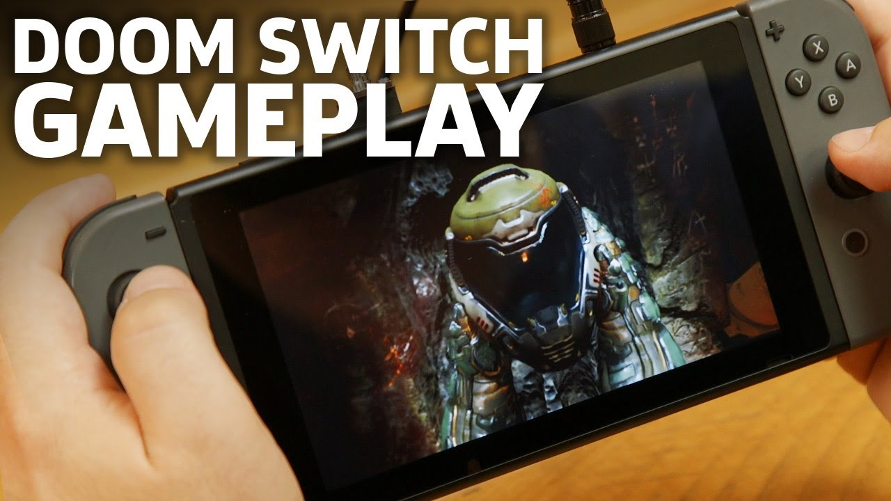 Image result for DOOM SWITCH