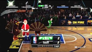 Videoanálisis NBA JAM On Fire Edition (PS3, 360)