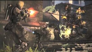 Videoavance Gears of War 3