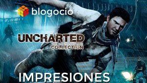 Videoimpresiones Uncharted: The Nathan Drake Collection