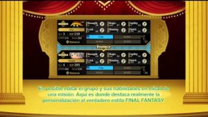 Vistazo en profundidad del modo quest medley Theatrhythm Final Fantasy Curtain Call