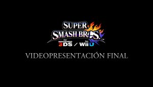 Vuelve a disfrutar de la videopresentación final de Super Smash Bros. for Wii U y Nintendo 3DS