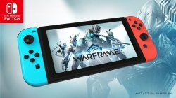 Warframe para Nintendo Switch