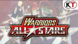 Warriors All-Stars - Tráiler de Lanzamiento
