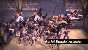 Warriors Orochi 3 Ultimate  - Personajes