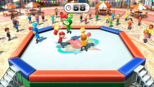 Wii Party U se exhibe en un tráiler