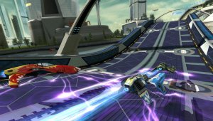 Wipeout HD Gameplay