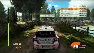 WRC 4 - Gameplay Video #1