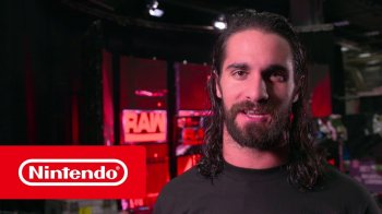 WWE 2K18 llegará a Nintendo Switch