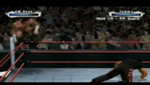 WWE Smackdown vs Raw 2009 PS2Road to Wrestlemania