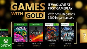 Xbox - Games with Gold de febrero 2017