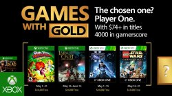 Xbox - Games with Gold de mayo 2017