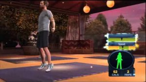 Xbox Kinect GameThe Biggest Loser Ultimate Workout