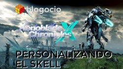 Xenoblade Chronicles X - Personalizando el Skell