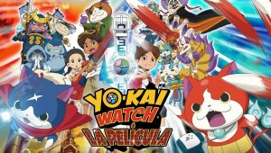 Yokai Watch Pelicula - Trailer