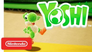 Yoshi for Nintendo Switch - Tráiler del E3 2017