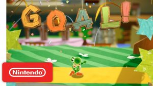 Yoshi Switch - Gameplay desde el Nintendo Treehouse 2017