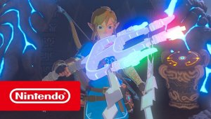 Zelda: Breath of the Wild – La balada de los elegidos - Tráiler TGA 2017 (Nintendo Switch)