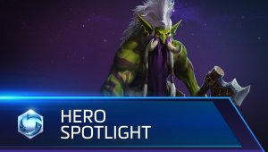 Zul'jin – Heroes of the Storm